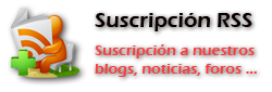Suscripción RSS