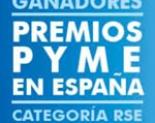 Implaser galardonada como mejor Pyme de España en la categoría de Responsabilidad Social