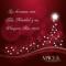 APICI les desea Feliz Navidad
