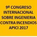 El 9º Congreso Internacional de Ingeniería de Seguridad Contra Incendios organizado por APICI se  ha celebrado en Madrid del 23  al 25 de Octubre de 2017 en la  Universidad Pontificia de Comillas-ICAI