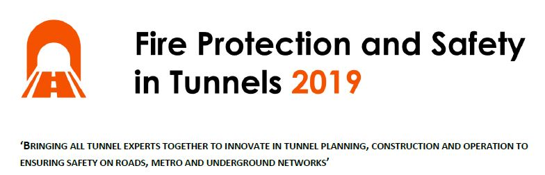 Fire Protection and Safety in Tunnels 2019 BIG LOGO